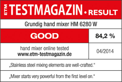 TESTMAGAZIN04/2014Test result: GOOD