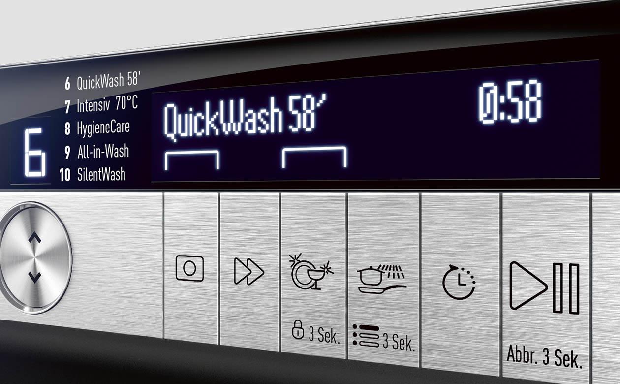 QuickWash 58