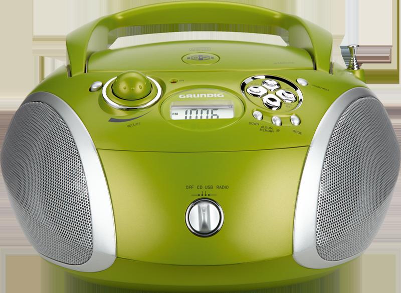 RCD 1445 USB CD-Radios