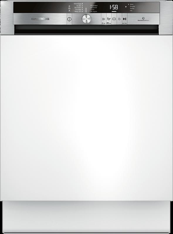 GNI 41835 X Teilintegrierter Geschirrspüler