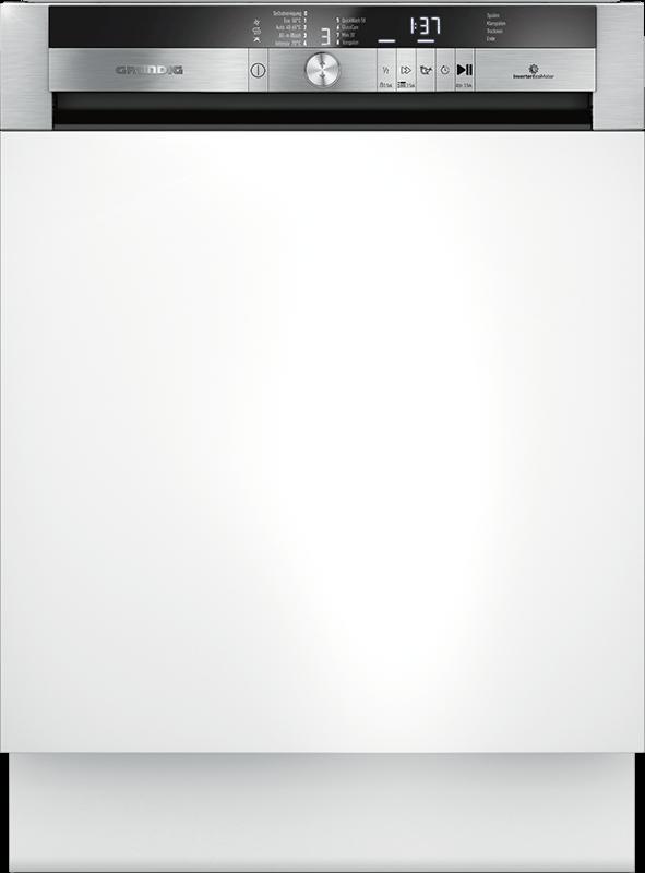 gni 41830 x teilintegrierter geschirrsp ler. Black Bedroom Furniture Sets. Home Design Ideas