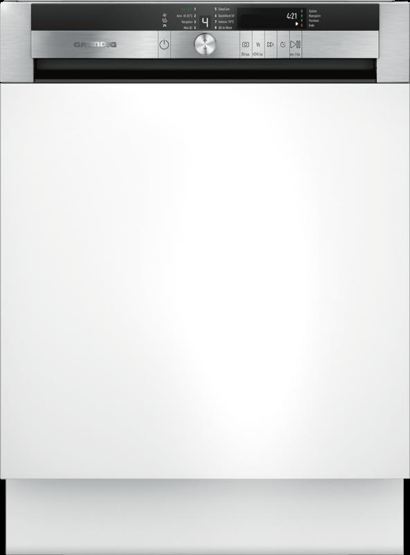 gni 41823 x teilintegrierter geschirrsp ler. Black Bedroom Furniture Sets. Home Design Ideas