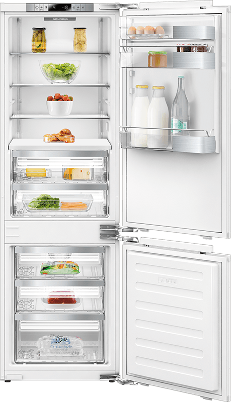 Hochmoderne Kühlschränke Grundig