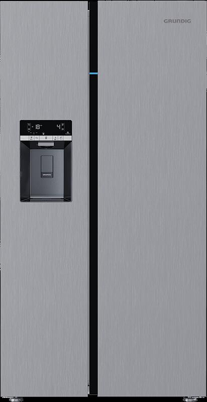 gsbs 13333 fx freistehende k hl und gefrierkombination. Black Bedroom Furniture Sets. Home Design Ideas