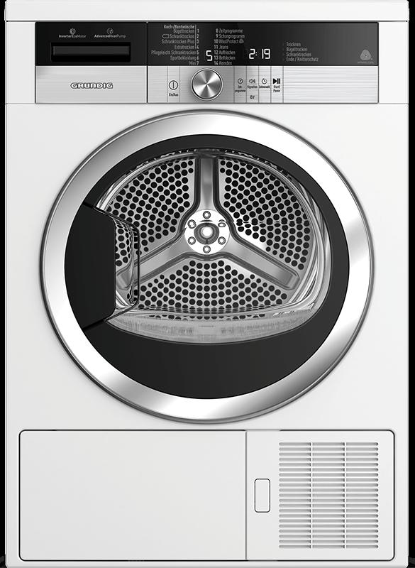 umweltfreundliche kondenstrockner von grundig. Black Bedroom Furniture Sets. Home Design Ideas