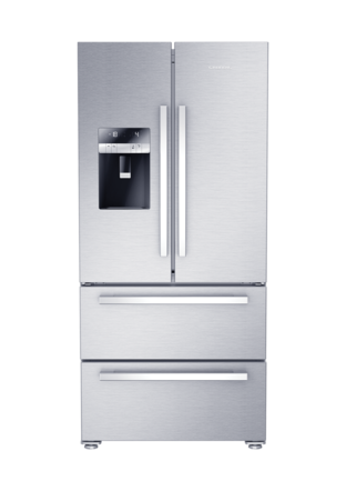 French Door GQN1232X - French Door Fridge