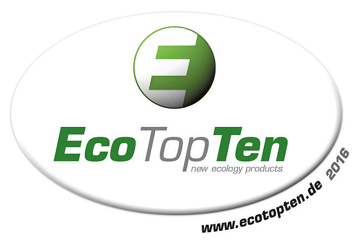 Eco Top Ten Award