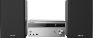 CMS 4000 BT DAB+ Silber - Micro-System