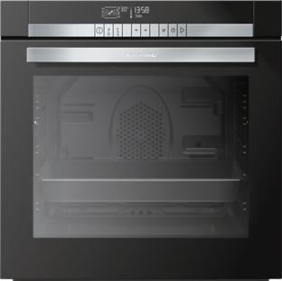 GEZM 47001 BP - Multifunction Oven