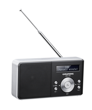 Music 5000 DAB+ - Portable Radios