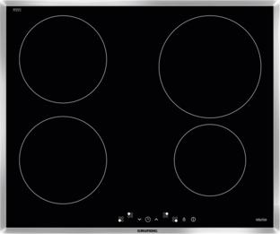 GIEI 613410 GE - Induction Hob