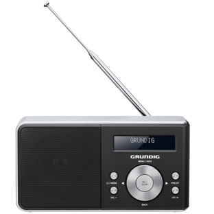 MUSIC 50 DABB - Radio Portable