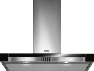 GDK 5795 BXB - Wall Mounted Hood