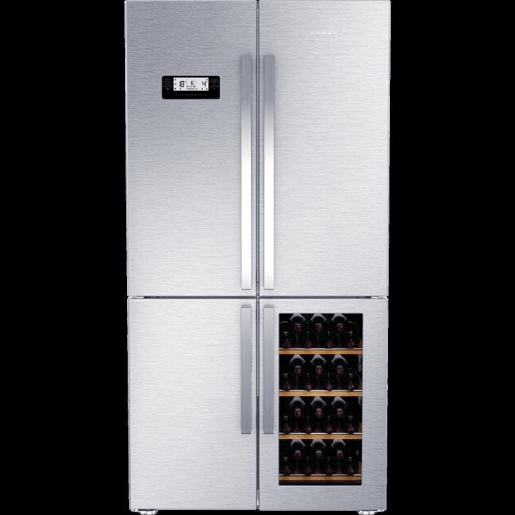 koble opp vann til kjøleskapet Marlin orgie