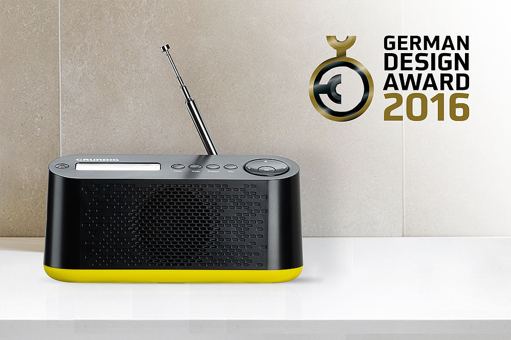 radio to go das digitalradio music dab von grundig sorgt. Black Bedroom Furniture Sets. Home Design Ideas