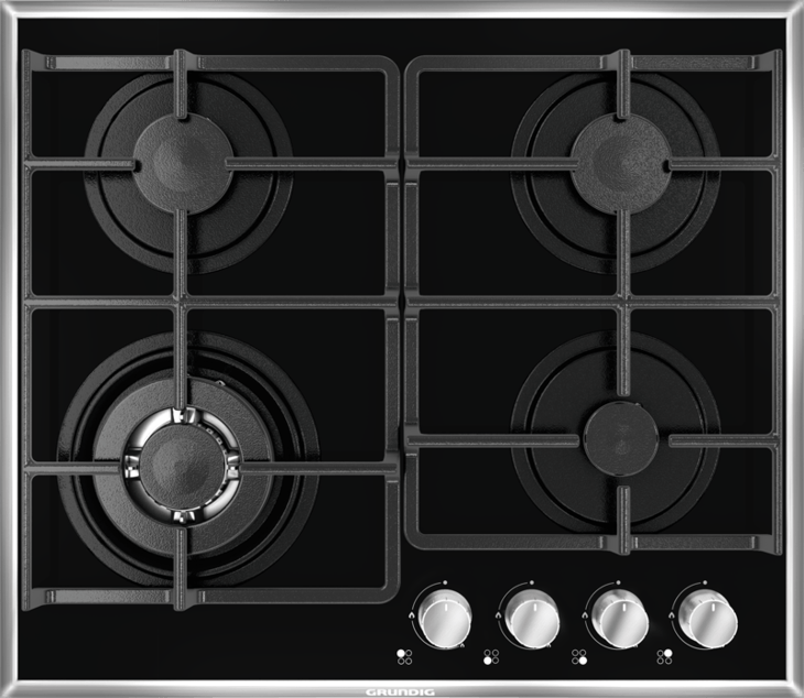 gigg 6234150 x gas hob. Black Bedroom Furniture Sets. Home Design Ideas