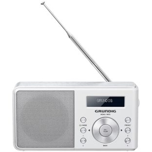 MUSIC 55 DABW - Radio Portable