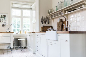 Modern Swedish Kitchen Kitchen Magazine