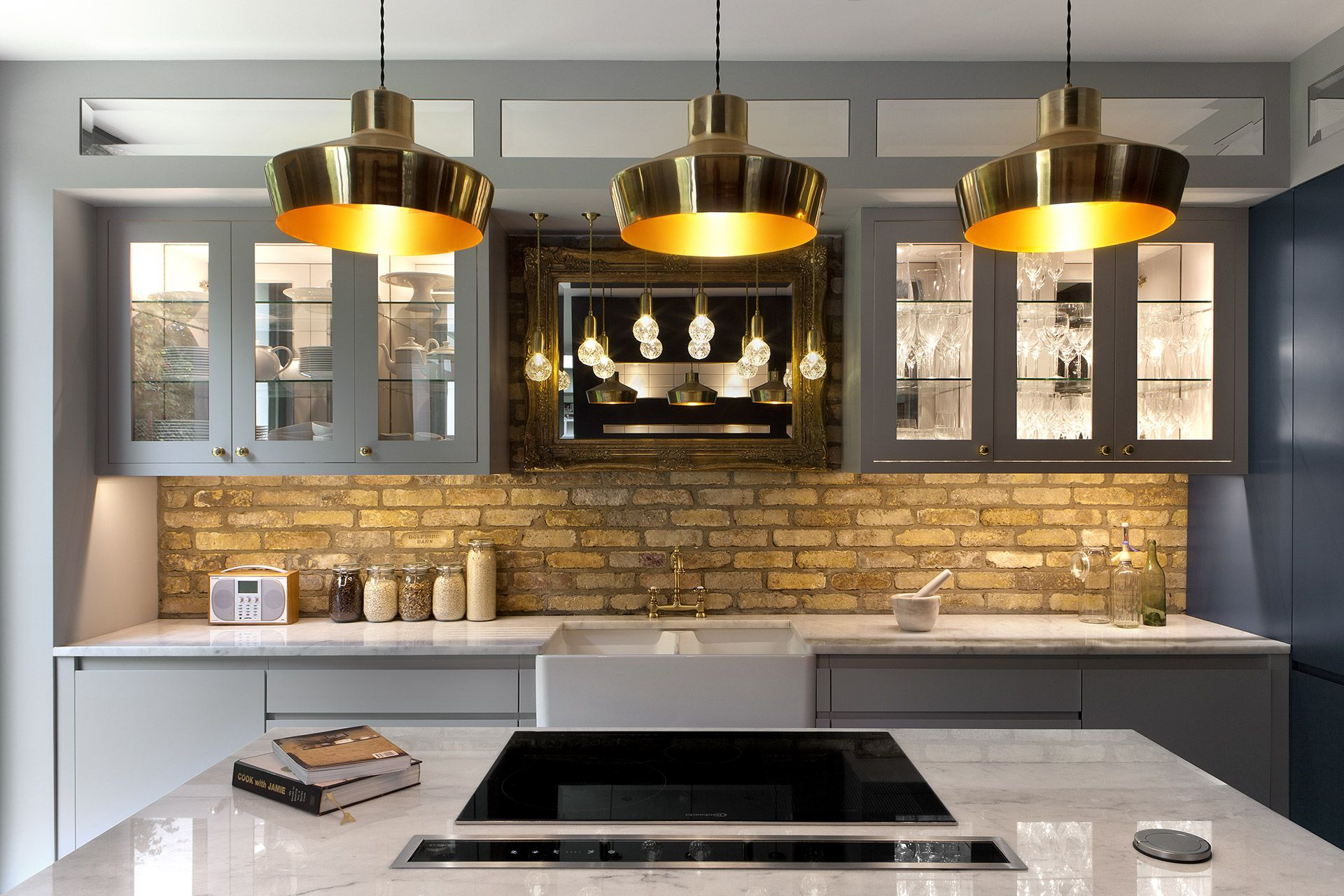 Kitchen Cabinet Lighting  Kitchen Magazine