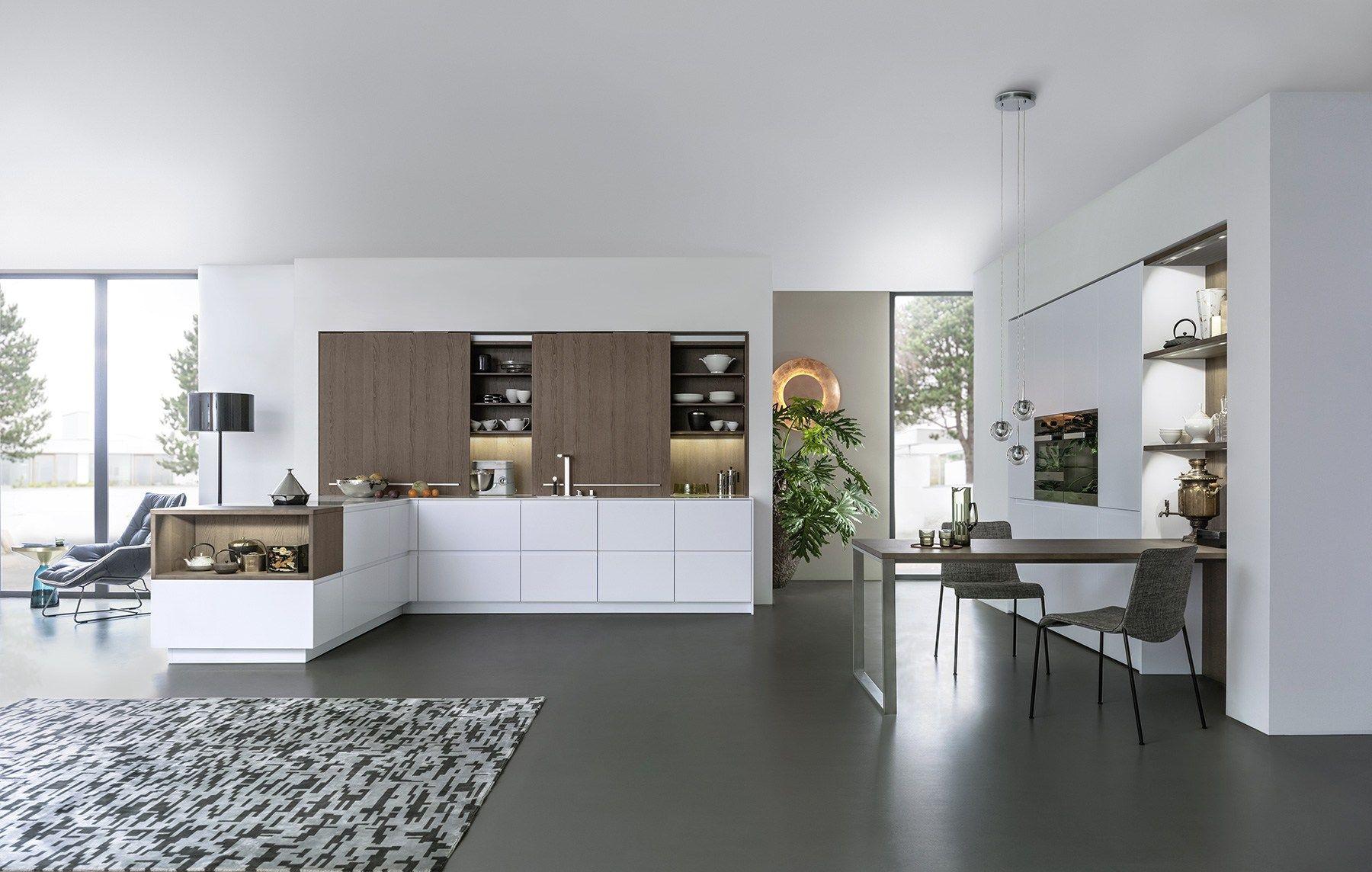 L-Shaped Kitchen Layout | Kitchen Magazine