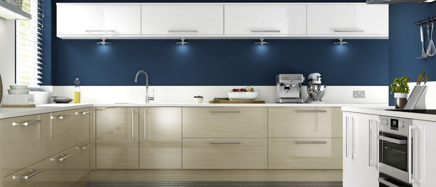 Awesome Two Tone Kitchen Cabinets Kitchen Magazine