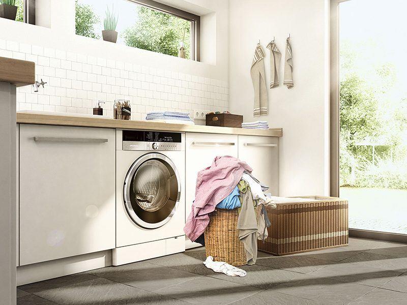 Washing Machine Forgotten Kitchen Appliance Kitchen Magazine