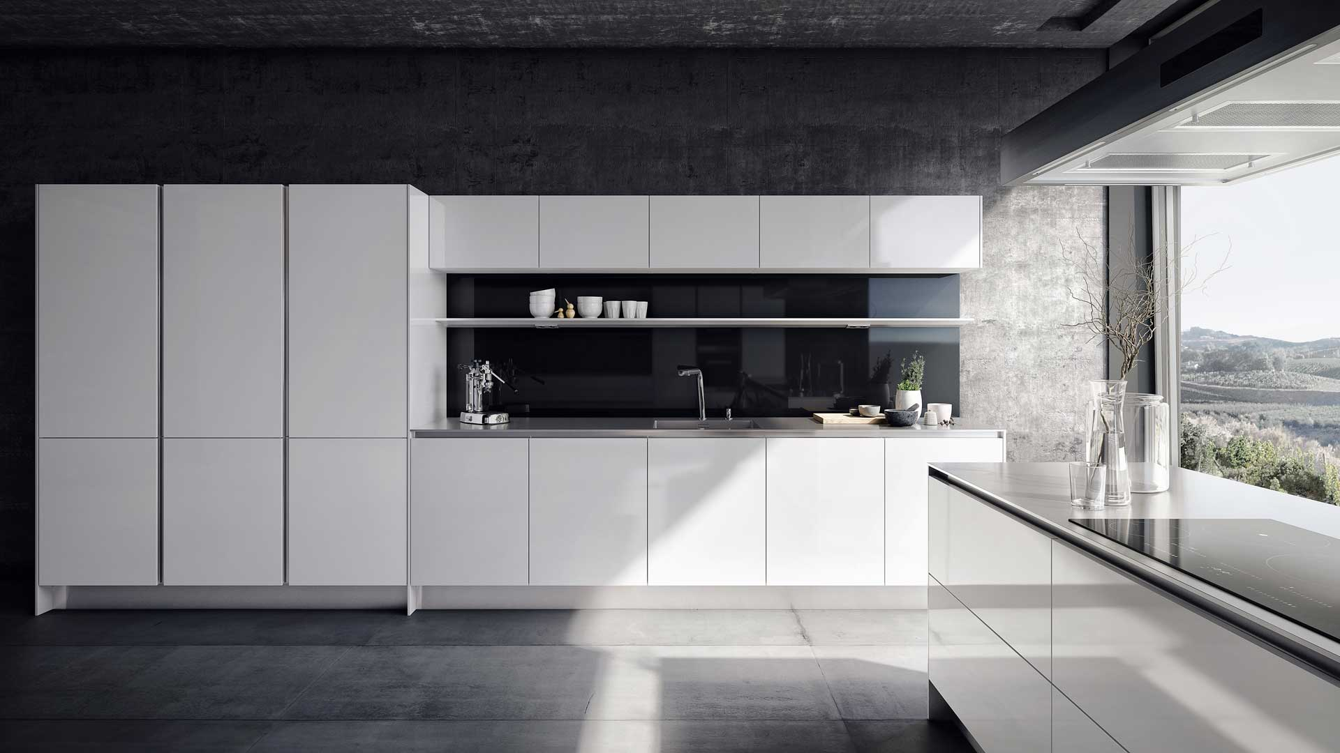 Gallery 20 Kitchens That Define Minimalism Kitchen Magazine