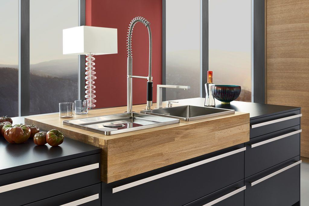 Modern Sustainable Kitchen Renovation Kitchen Magazine