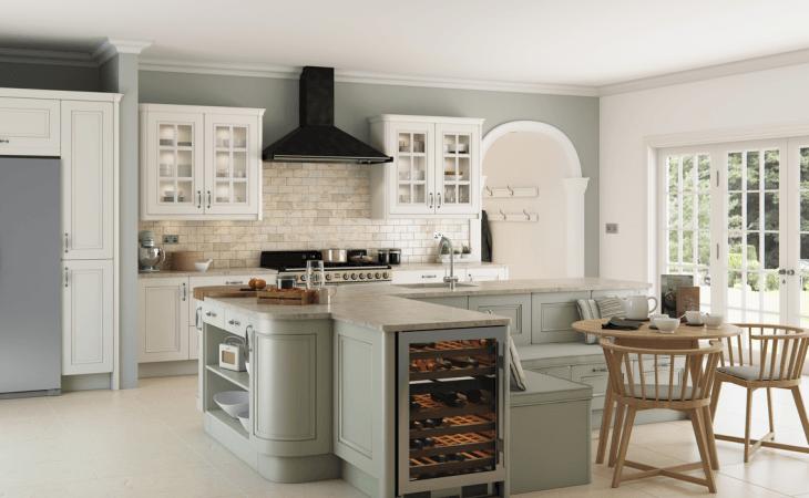 How To Design A Breakfast Nook Kitchen Magazine