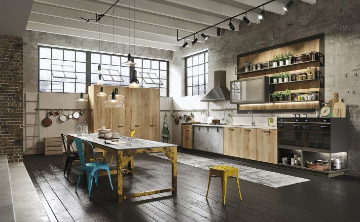 New York Loft Kitchens | Kitchen Magazine