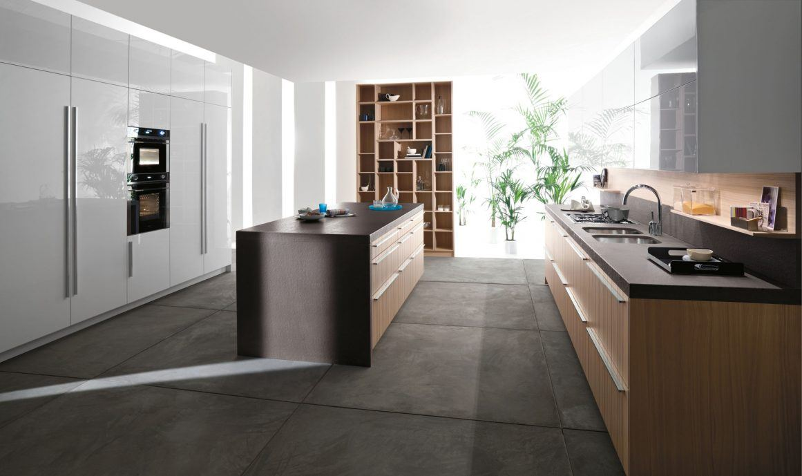 Dark Floor Kitchens Gallery Kitchen