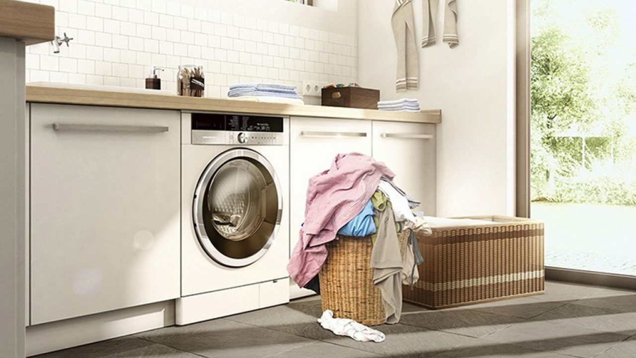 How To Design The Perfect Laundry Room   Kitchen Magazine