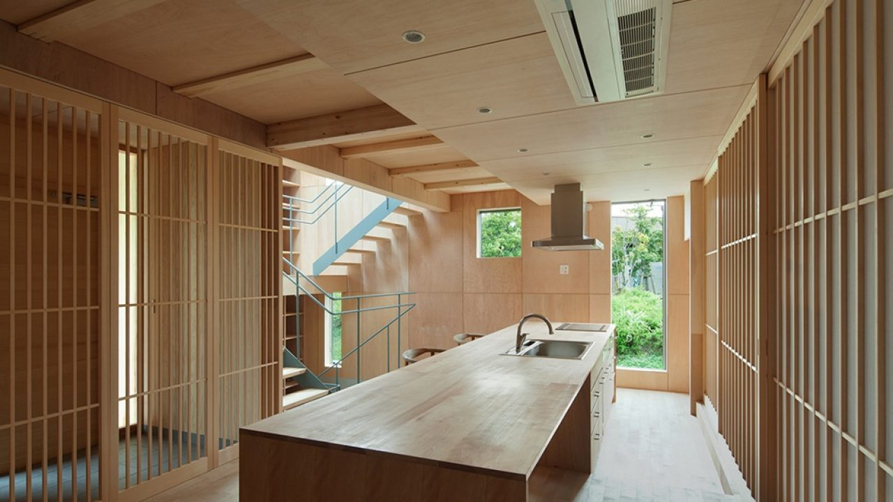 The Keys to Japanese Kitchen Design  Kitchen Magazine