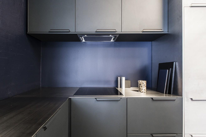 Dark Blue Kitchens Images Gallery Kitchen Magazine