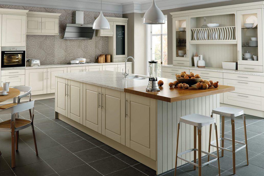 Cream Kitchen Ideas Gallery Kitchen Magazine