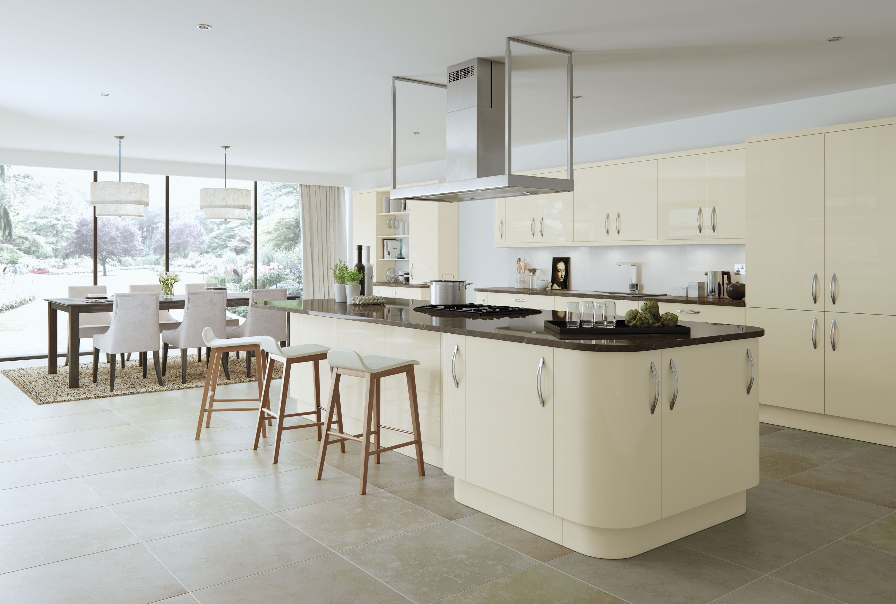 Cream Kitchen Ideas Gallery Kitchen Magazine