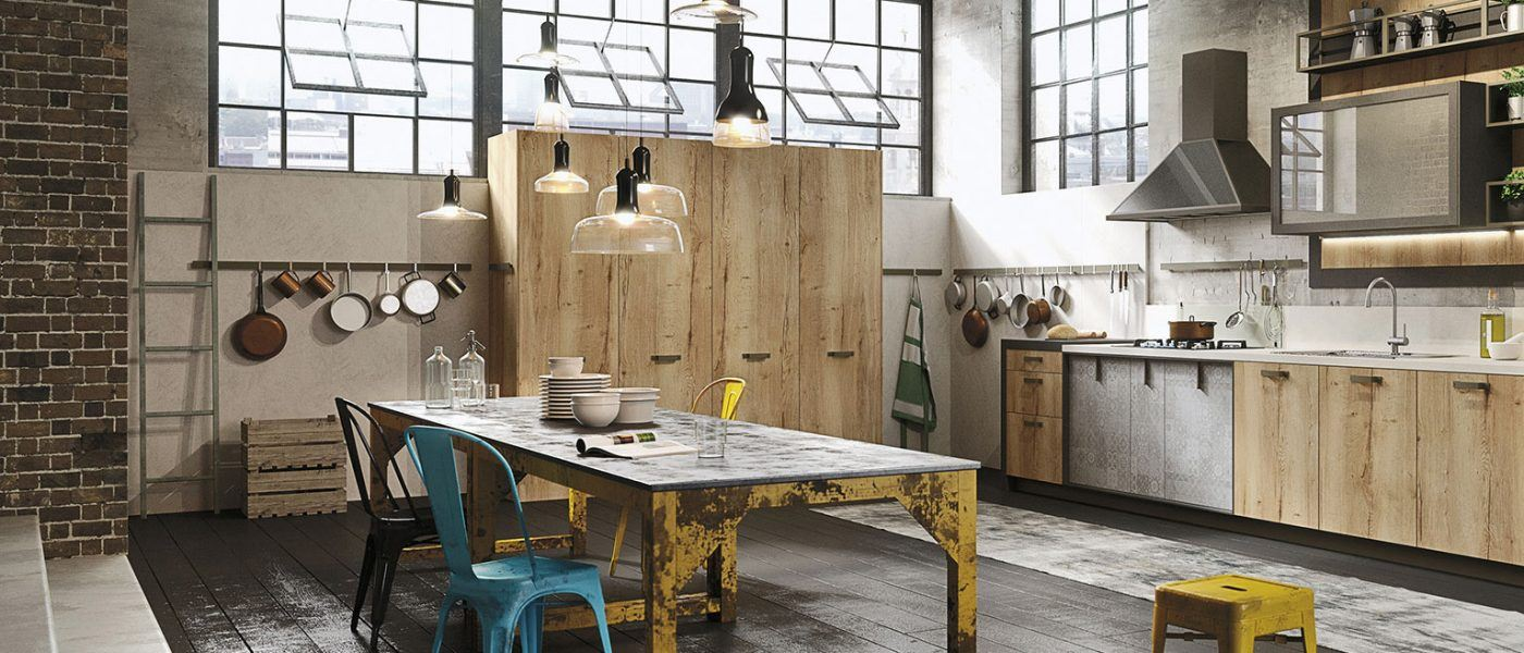 Sensational New York Loft Kitchens Kitchen Magazine Home Interior And Landscaping Eliaenasavecom