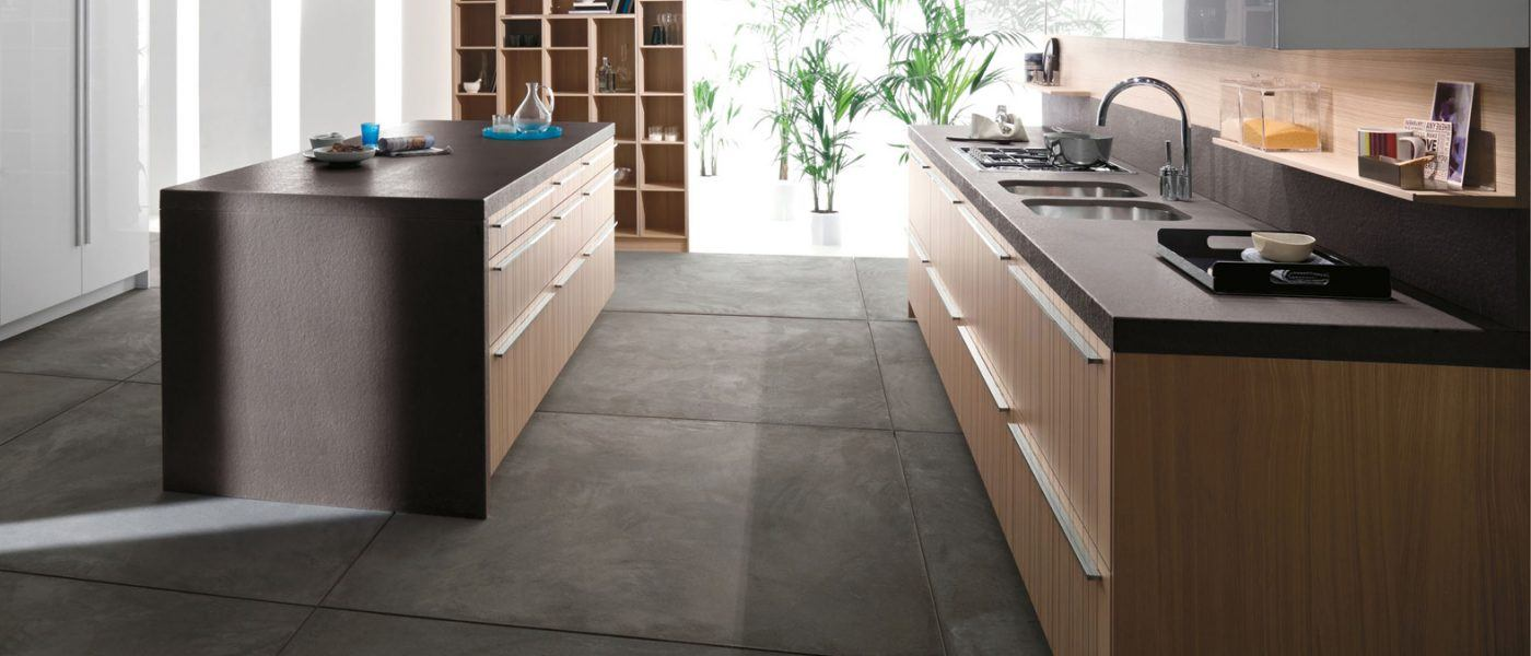 Dark Floor Kitchens Gallery Kitchen Magazine