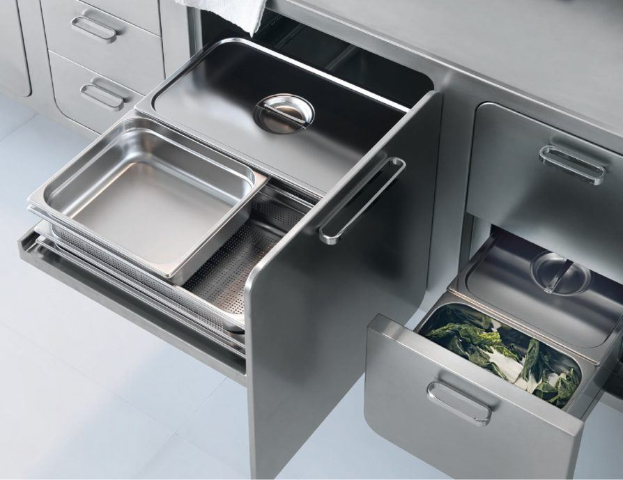 Stainless Steel Kitchens Images Gallery Kitchen Magazine