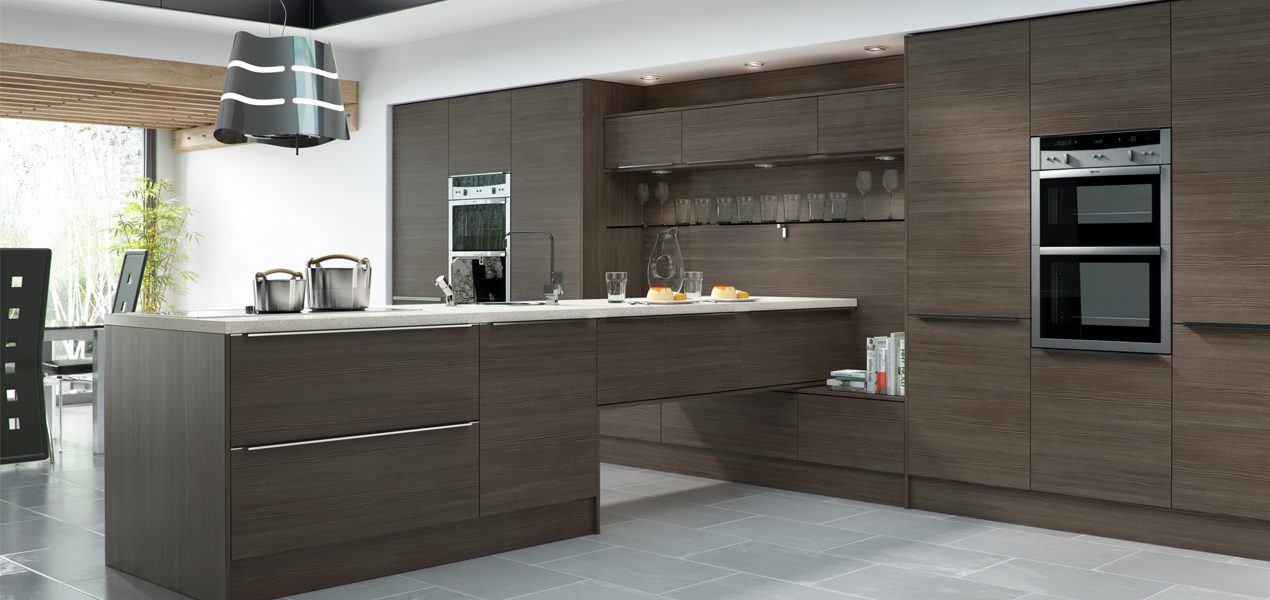Brown Kitchens Images Gallery Kitchen Magazine