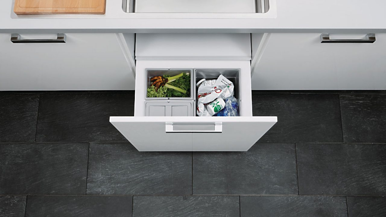 How To Organise Your Kitchen Waste System Kitchen Magazine